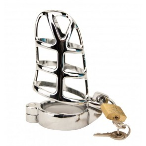Impound Gladiator Male Chastity Device