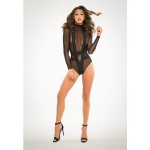 Adore By Allure Seductively Sheer & Cheeky Body