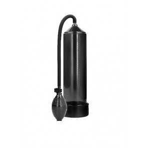 Pumped Classic Penis Pump Black