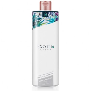 Exotiq Soft & Tender Massage Milk - 500 ml