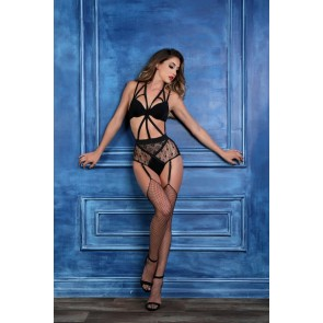 Adore By Allure Angel of Love Lace Teddy