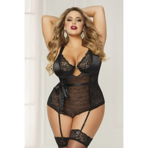 Seven Til Midnight Savoir Faire Teddy Set