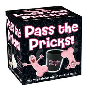 Pass The Pricks Game
