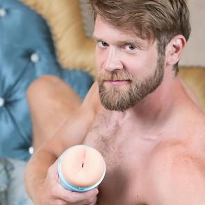 FleshJack Boys - Colby Keller Lumberjack Masturbator