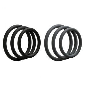 Doc Johnson Optimale 3 C-Ring Set Thin