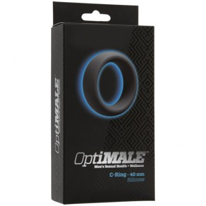 Doc Johnson Optimale C-Ring Thick Slate