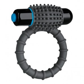 Doc Johnson Optimale 10 Function Vibrating Cock Ring