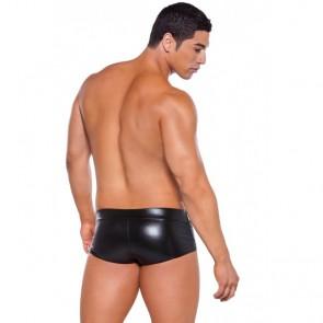 Allure Zeus Wet Look Shorts