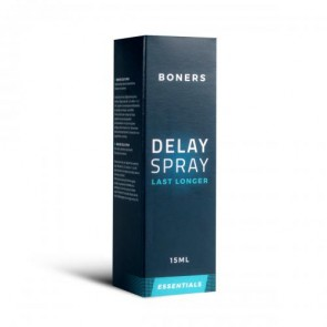 Boners Delay Spray