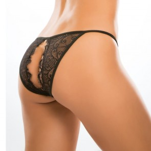 Adore by Allure Enchanted Belle Crotchless Lace Knickers