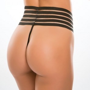 Adore by Allure Cheeky Chique High Elastic Waisted G-String