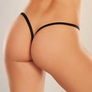 Adore by Allure Between the Cheeks Velvet G-String