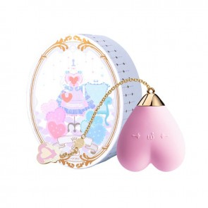 ZALO - Baby Heart Personal Massager - Berry Violet