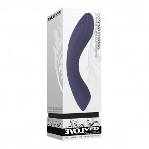 COMING STRONG - ULTRA POWERFUL G-SPOT VIBRATOR