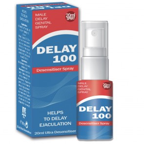 Delay 100 Desensitiser Spray 20ml