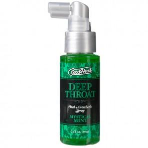 Good Head Deep Numbing Throat Spray Mint
