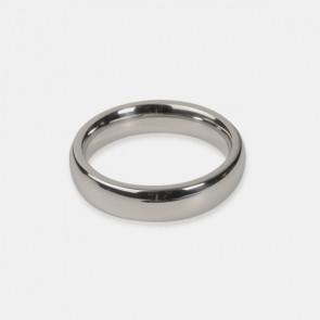 Stark Donut Ring Stainless Steel Cock Ring / Ball Stretcher 55mm