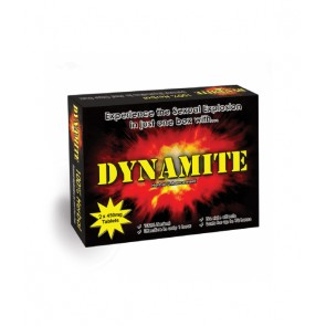 Dynamite Herbal Male Enhancement Tablets 2 Pack