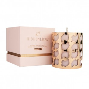High on Love - Sensual Massage Candle 250 ml
