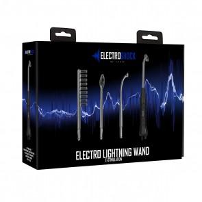 Electro Shock Lightning Neon Wand