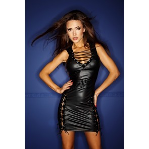 Noir Lacing Dress