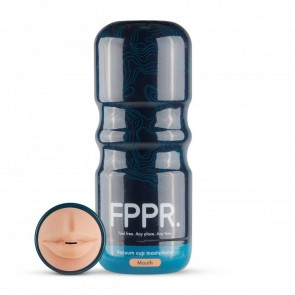 FPPR. Mouth Masturbator - Mocha