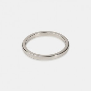 Stark Heavy Duty 8mm Thick Stainless Steel Cock & Ball Ring 55mm