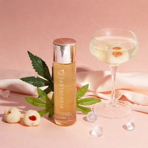 High on Love - Massage Oil Lychee Martini 120ml
