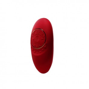 ZALO - Jeanne Personal Massager - Bright Red