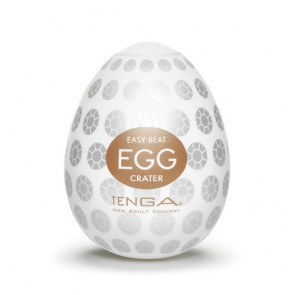 TENGA Crater Hard Boiled Egg Masturbator