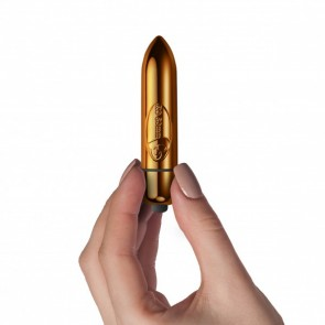 Rocks Off RO-80mm Copper Single Speeds Clitoral Bullet Vibe