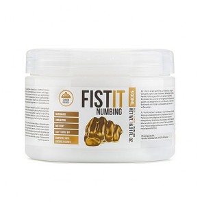 Fist It Numbing Water-based Lubricant