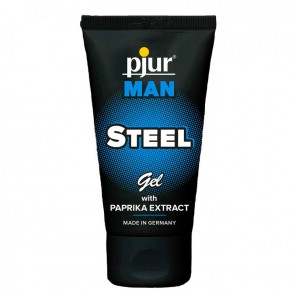 Pjur Man Steel Gel Paprika Lubricant 50ml
