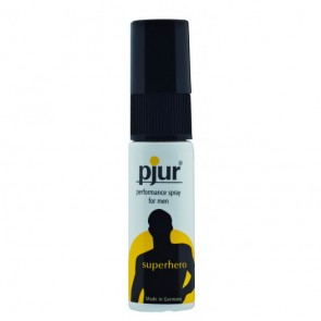 Pjur Superhero Performance Spray For Men 20ml