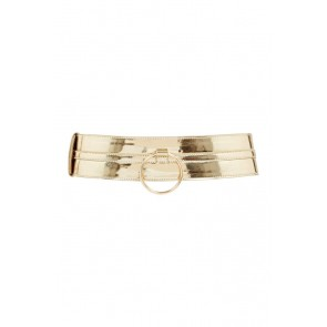 REGALIA GOLD RING DETAIL BELT