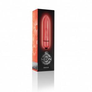 Rocks Off Quaser Neon Nights Clitoral Bullet Vibrator