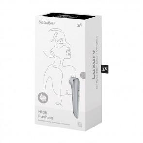 Satisfyer Luxury High Fashion Clitoral Sucking & Vibrating Massager