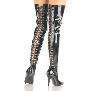 Pleaser Seduce 3063 Thigh High Boots