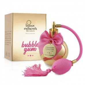 BUBBLEGUM & STRAWBERRY BODY MIST PERFUME