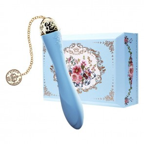 ZALO - Marie G-Spot Vibrator - Royal Blue