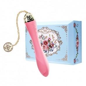 ZALO - Marie G-Spot Vibrator - Rouge Pink