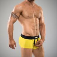 SUKREW U Trunk in Yellow & Black