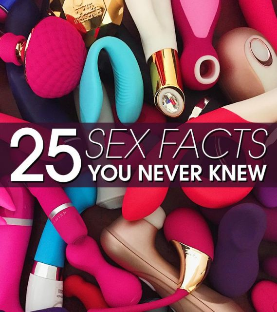 25 Sex Facts You Never Knew